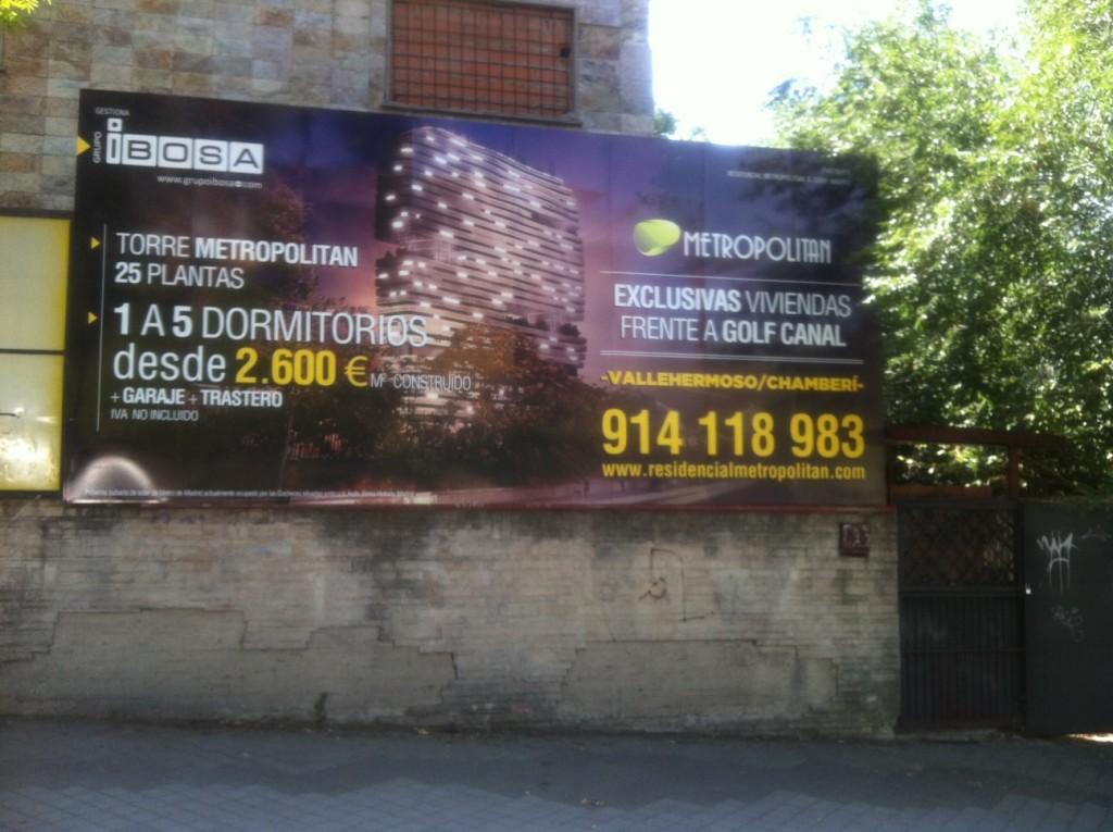 Publicidad exterior – Vallas Publicitarias
