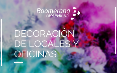 Decoración de locales y oficinas