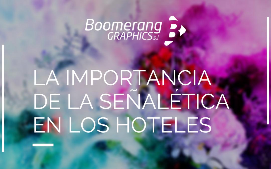 La importancia de la señalética en tu hotel